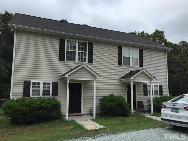 412-C W Hillsboro Street, Creedmoor, NC 27522 (#2399133) :: Marti Hampton Team brokered by eXp Realty