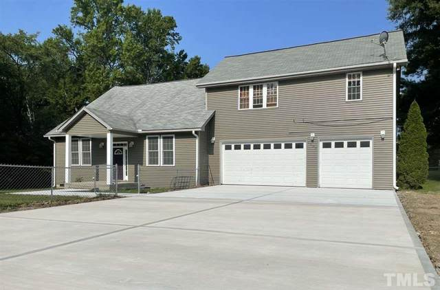 1538 Marly Drive, Durham, NC 27703 (MLS #2399144) :: The Oceanaire Realty