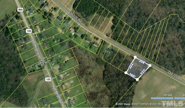 L19 Nc 125 Highway, Halifax, NC 27839 (MLS #2399156) :: The Oceanaire Realty