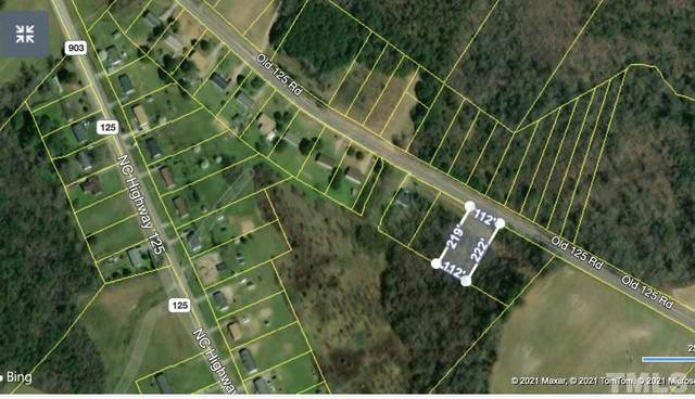 L18 Nc 125 Highway, Halifax, NC 27839 (MLS #2399161) :: The Oceanaire Realty