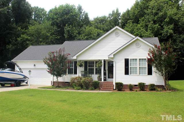 41 Frontier Court, Lillington, NC 27546 (MLS #2399176) :: The Oceanaire Realty
