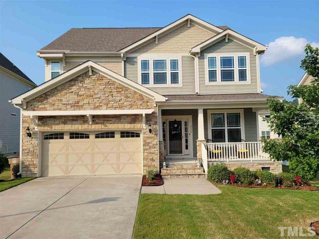 4229 Sunset Falls Drive, Wake Forest, NC 27587 (#2399234) :: The Beth Hines Team