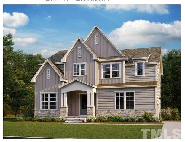 1596 The Parks Drive Lot 140, Pittsboro, NC 27312 (#2399241) :: The Jim Allen Group