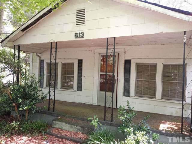 613 Jackson Street, Laurinburg, NC 28352 (#2399247) :: Marti Hampton Team brokered by eXp Realty