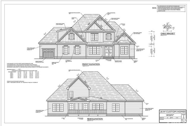 5621 Barham Siding Road, Wake Forest, NC 27587 (#2399251) :: Choice Residential Real Estate