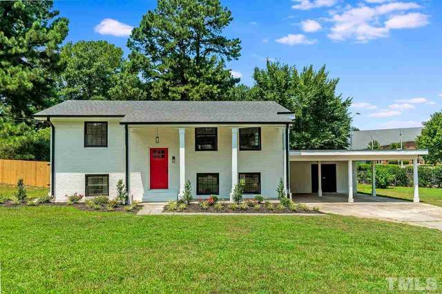1523 Ivy Lane, Raleigh, NC 27609 (#2399282) :: Choice Residential Real Estate