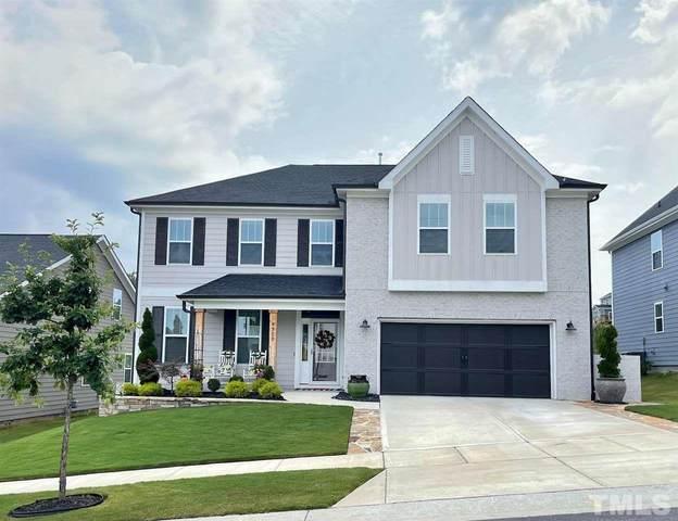 8920 Mother Nancy Drive, Wake Forest, NC 27587 (#2399285) :: Dogwood Properties