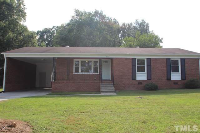 902 Lakeside Avenue, Burlington, NC 27217 (#2399286) :: Choice Residential Real Estate