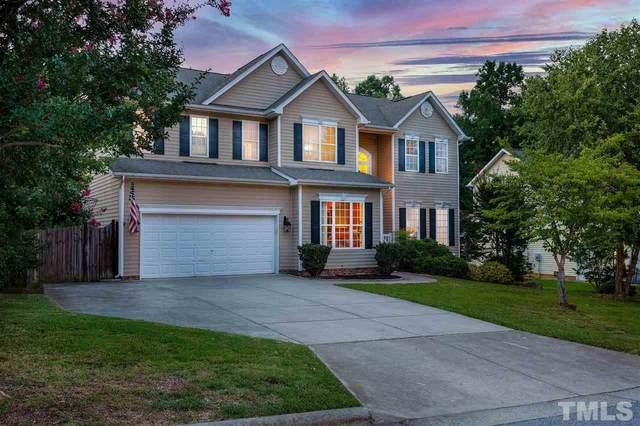 5007 Weatherstone Drive, Greensboro, NC 27406 (#2399291) :: Scott Korbin Team