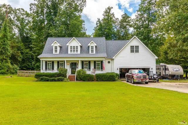 236 Susan Drive, Garner, NC 27529 (#2399320) :: The Jim Allen Group