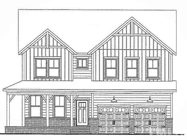 300 Granite Acres Way, Knightdale, NC 27545 (#2399364) :: The Jim Allen Group