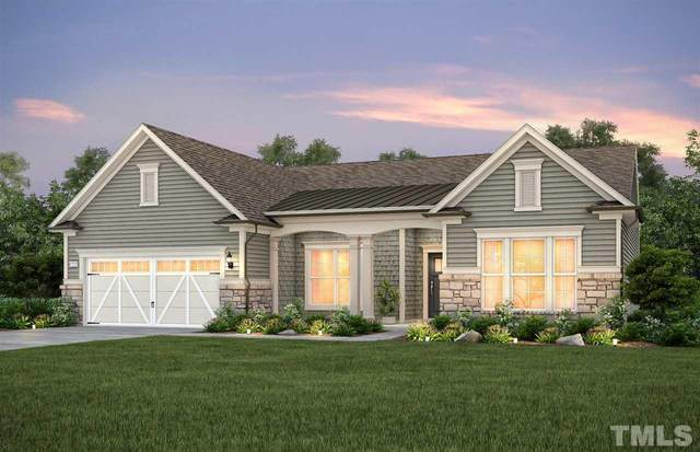 900 Del Webb Manor Avenue Dwt Lot 53, Wake Forest, NC 27587 (#2399376) :: The Jim Allen Group