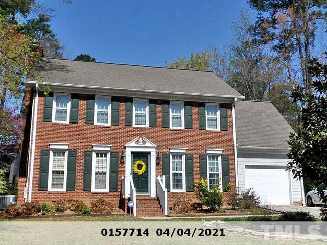 1006 Smokewood Drive, Apex, NC 27502 (MLS #2399410) :: EXIT Realty Preferred