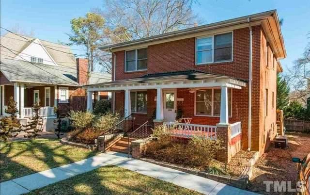 1808 Bickett Boulevard #1, Raleigh, NC 27608 (#2399416) :: Dogwood Properties