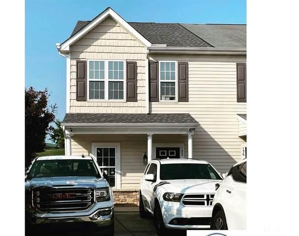 132 Buchanan Lane, Clayton, NC 27527 (#2399429) :: Triangle Top Choice Realty, LLC