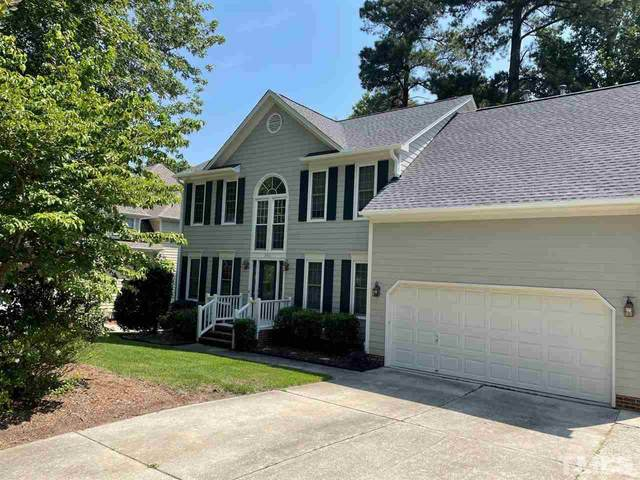 201 Forest Brook Drive, Cary, NC 27519 (#2399430) :: M&J Realty Group