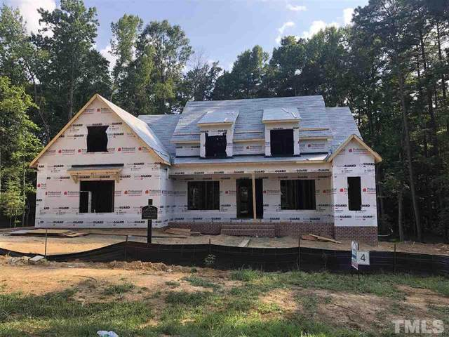 76 Gentry Drive #4, Pittsboro, NC 27312 (#2399437) :: The Perry Group