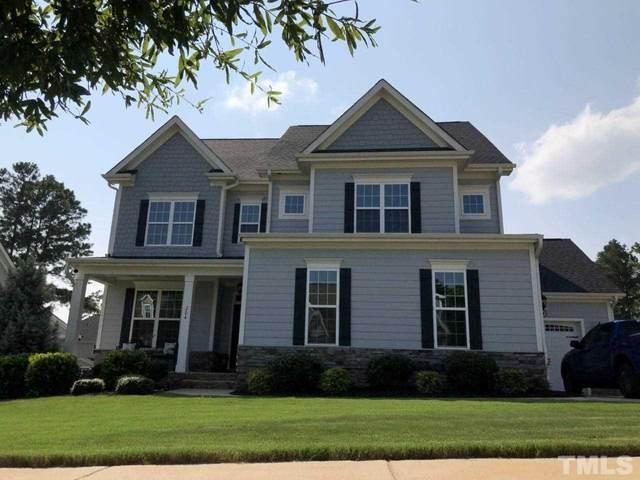 204 Logans Manor Drive, Holly Springs, NC 27540 (#2399488) :: Kim Mann Team