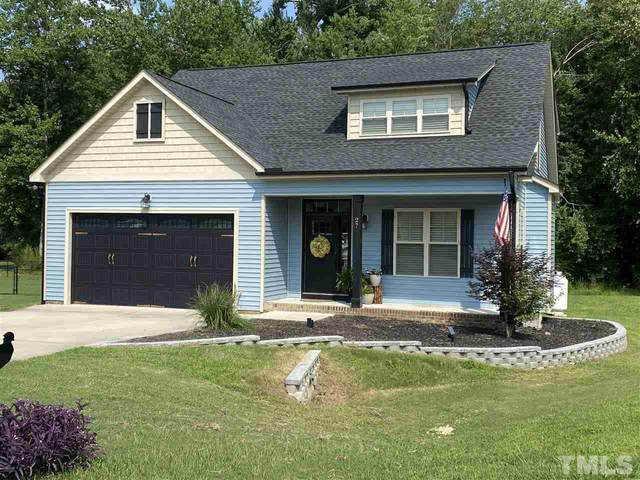 27 Windchime Court, Clayton, NC 27527 (#2399542) :: The Perry Group
