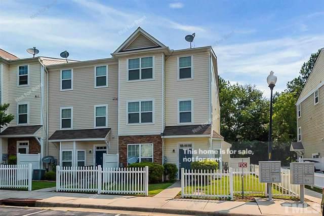 401 Coalinga Lane #106, Raleigh, NC 27610 (#2399544) :: Triangle Top Choice Realty, LLC