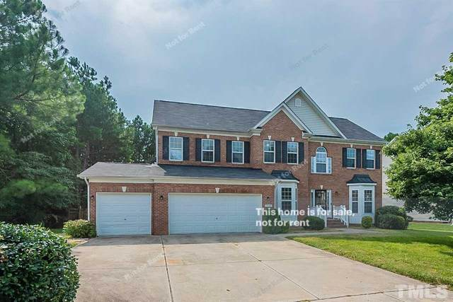 1444 White Opal Drive, Knightdale, NC 27545 (#2399565) :: Marti Hampton Team brokered by eXp Realty