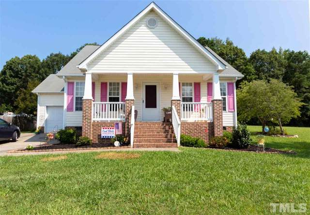 3810 Ridgewood Drive, Franklinton, NC 27525 (#2399603) :: The Perry Group