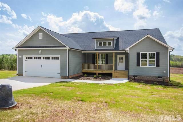 9466 S Beaver Creek Way Lot 14, Middlesex, NC 27557 (#2399643) :: The Jim Allen Group