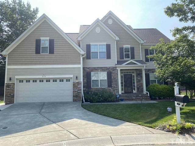 273 Plantation Drive, Youngsville, NC 27569 (#2399644) :: The Perry Group
