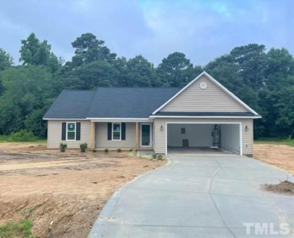 151 Goose Creek Circle, Dunn, NC 28334 (#2399725) :: Dogwood Properties