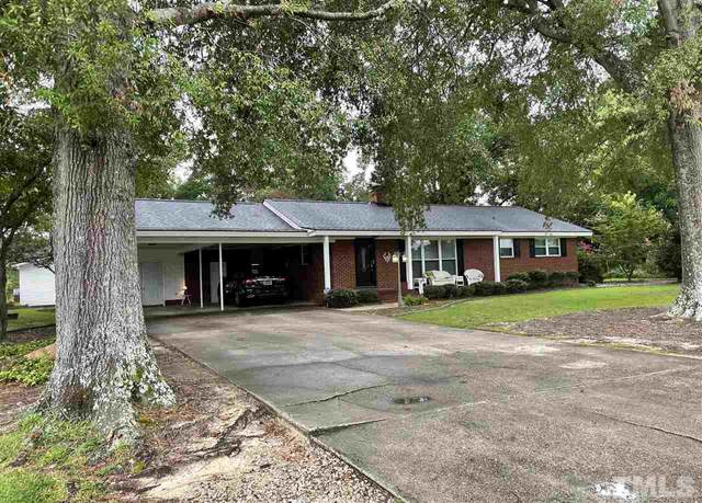 824 S Raleigh Street, Angier, NC 27501 (#2399733) :: The Jim Allen Group