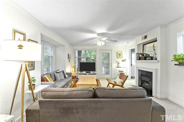 1010 Nicholwood Drive #201, Raleigh, NC 27605 (MLS #2399735) :: On Point Realty