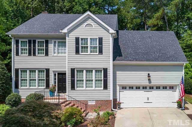 125 Parkcrest Drive, Cary, NC 27519 (#2399758) :: Dogwood Properties