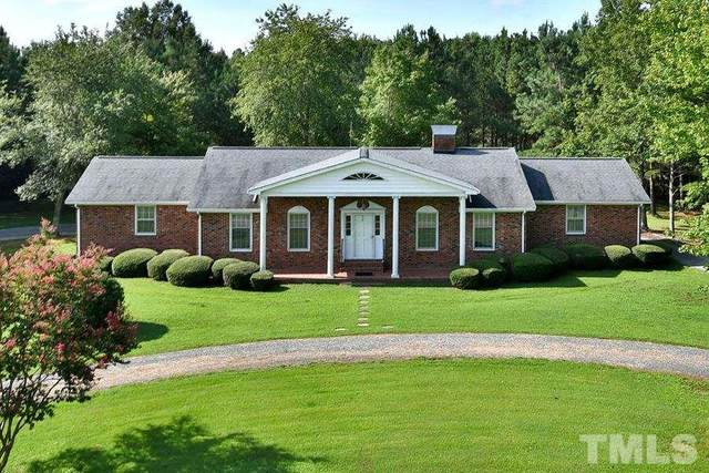 2960 Hallie Burnette Road, Oxford, NC 27565 (#2399777) :: The Perry Group