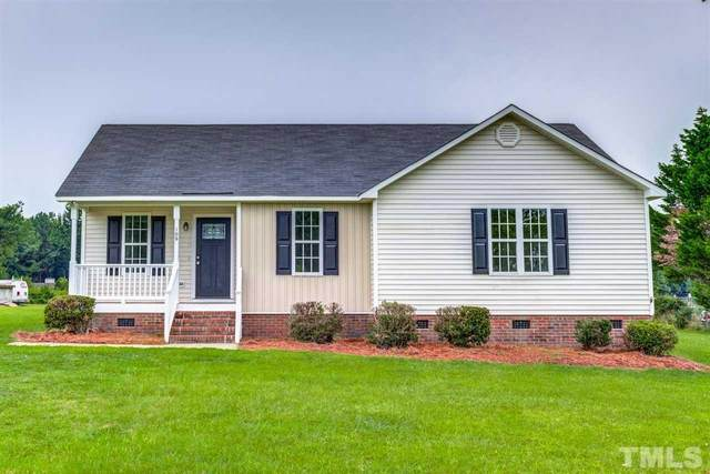 109 Seminole Drive, Wendell, NC 27591 (MLS #2399781) :: On Point Realty