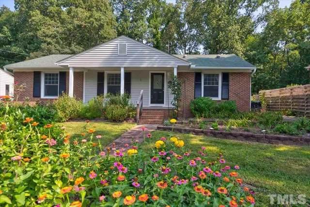 110 Emerald Circle, Durham, NC 27713 (#2399783) :: Dogwood Properties