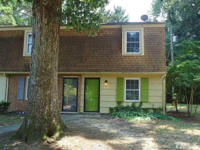 4703 Blue Bird Court J, Raleigh, NC 27606 (#2399794) :: Southern Realty Group