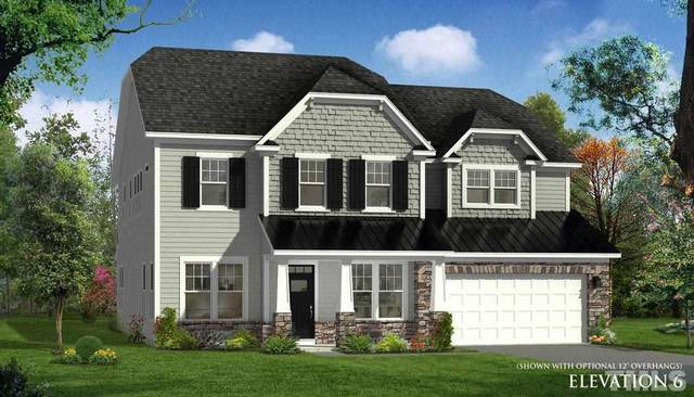 95 Sunrise Ridge Drive Stonehaven, Willow Spring(s), NC 27592 (MLS #2399797) :: On Point Realty
