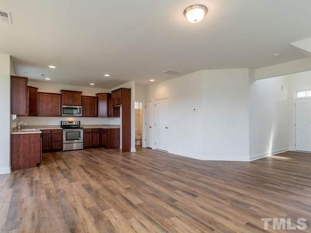 541 Yulee Drive Lot 499, Zebulon, NC 27597 (#2399812) :: Dogwood Properties