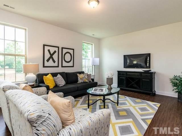 1608 Paperbush Court Lot 501, Zebulon, NC 27597 (#2399814) :: Dogwood Properties