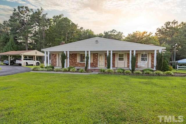 4005 Satterwhite Point Road, Henderson, NC 27537 (MLS #2399829) :: On Point Realty