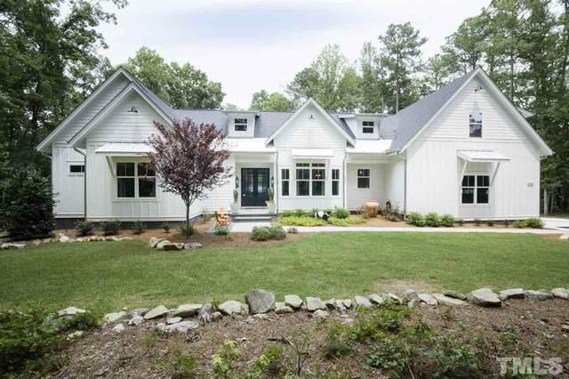 1476 Morris Road, Pittsboro, NC 27312 (#2399841) :: Dogwood Properties