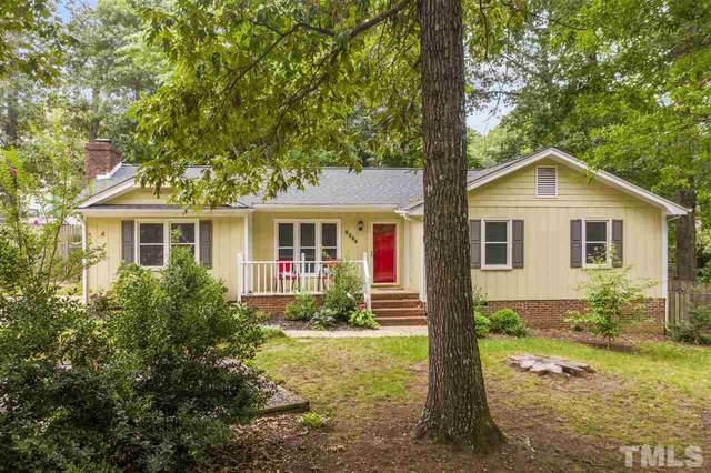 5205 Cypress Lane, Raleigh, NC 27609 (#2399842) :: Dogwood Properties