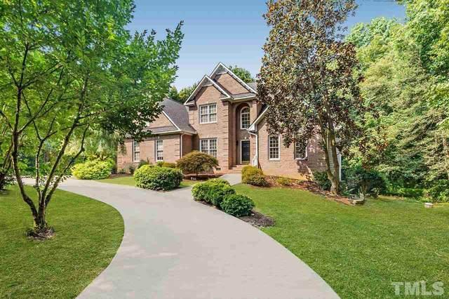 6916 Pinnacle Ridge Road, Raleigh, NC 27603 (#2399846) :: Dogwood Properties