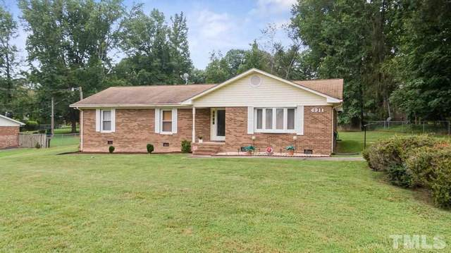4911 Reigal Wood Road, Durham, NC 27712 (MLS #2399865) :: On Point Realty
