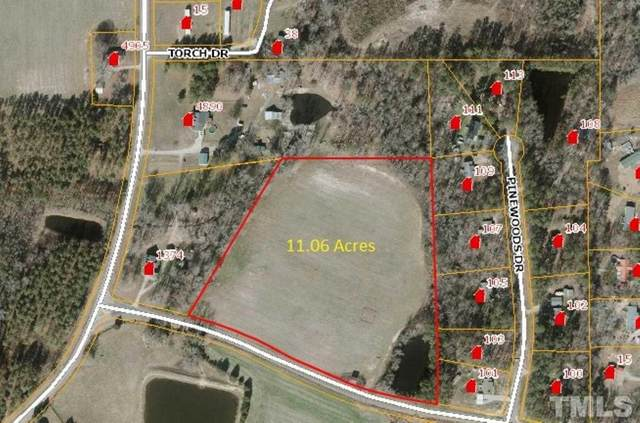 116 Acres Johnson Town Road, Zebulon, NC 27597 (MLS #2399869) :: On Point Realty