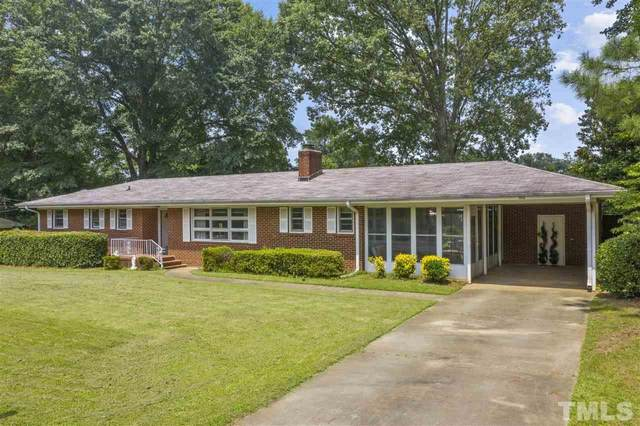1102 Lakeside Drive, Garner, NC 27529 (#2399888) :: The Perry Group