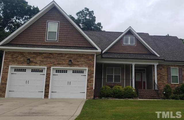 106 Summit Overlook Drive, Clayton, NC 27527 (#2399893) :: Marti Hampton Team brokered by eXp Realty