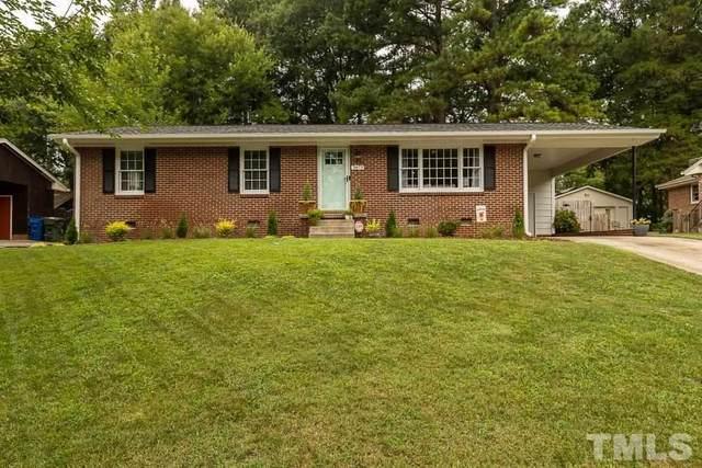 3613 Arrowwood Drive, Raleigh, NC 27604 (#2399901) :: The Perry Group