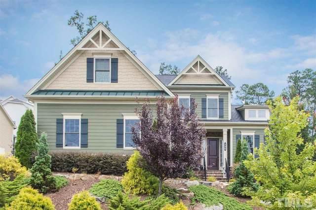 126 Lystra Ridge Road, Chapel Hill, NC 27517 (#2400021) :: The Helbert Team
