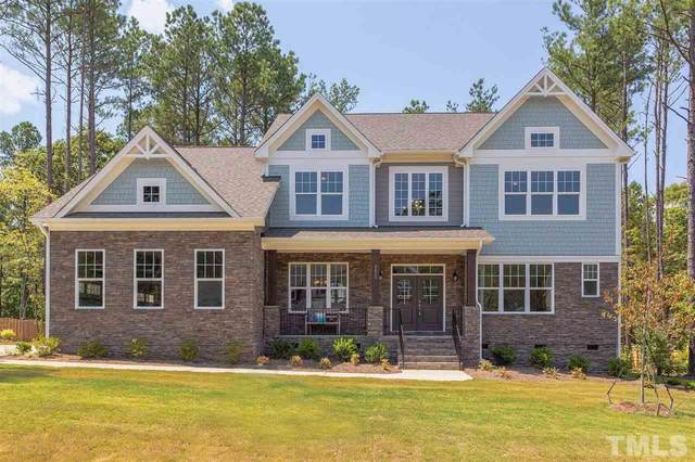6717 Rouse Road, Holly Springs, NC 27540 (#2400289) :: M&J Realty Group